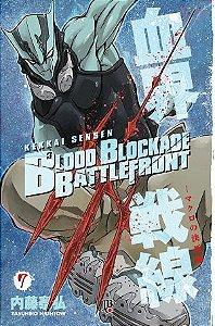 Blood Blockade Battlefront Vol. 7 - Pré-venda