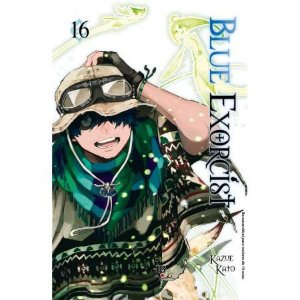 Blue Exorcist Vol. 16 - Pré-venda