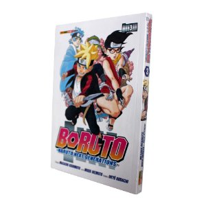 Boruto - Naruto Next Generations Vol. 3 - Pré-venda