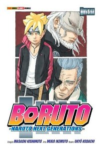Boruto - Naruto Next Generations Vol.6 - Pré-venda