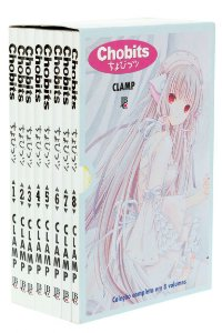 Box Chobits Vol.1 ao 8 - Pré-venda