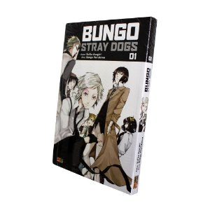 Bungo Stray dogs Vol. 1 - Pré-venda