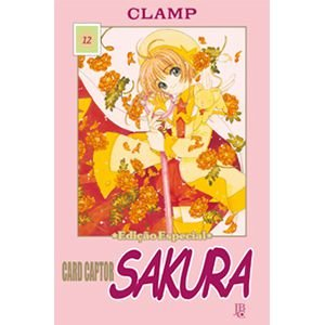 Card Captors Sakura Vol. 12 - Pré-venda