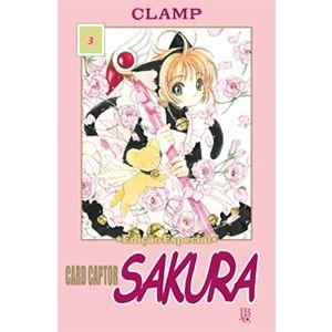Card Captors Sakura Vol. 3 - Pré-venda