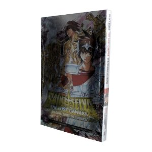 Cavaleiros do Zodíaco The Lost Canvas Vol. 2 - Pré-evenda
