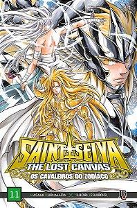 Cavaleiros do Zodíaco The Lost Canvas Vol.11 - Pré-venda