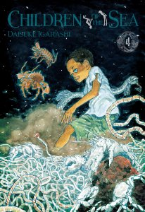 Children of the Sea Vol. 4 - Pré-venda
