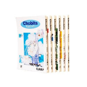 Chobits Vol. 1 ao 6