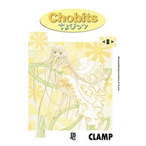 Chobits Vol. 8 - Pré-venda