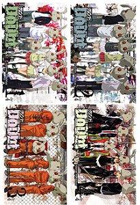 Doubt Vol. 1 ao 4 - Pré-venda