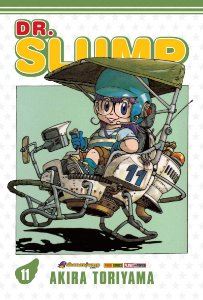 Dr. Slump Vol. 11 - Pré-venda
