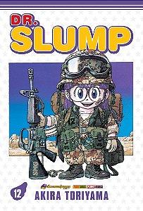 Dr. Slump Vol. 12 - Pré-venda