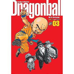 Dragon Ball Edição Definitiva Vol. 3 - Pré-venda