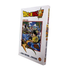 Dragon Ball Super Vol. 3 - Pré-venda