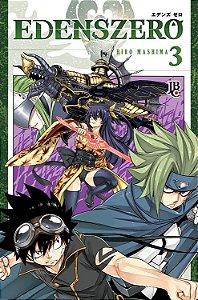 Edens Zero Vol. 3 - Pré-venda