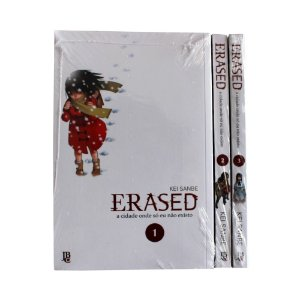 Erased Vol. 1 ao 3