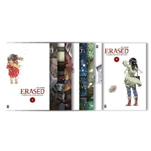 Erased Vol. 1 ao 9