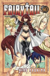 Fairy Tail Vol. 60 - Pré-venda