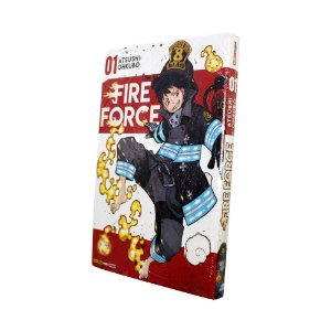 Fire Force Vol. 1 - Pré-venda