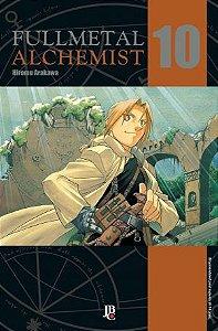 Fullmetal Alchemist Vol. 10 - Pré-venda