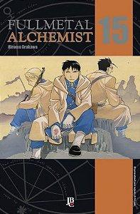 Fullmetal Alchemist Vol. 15 - Pré-venda