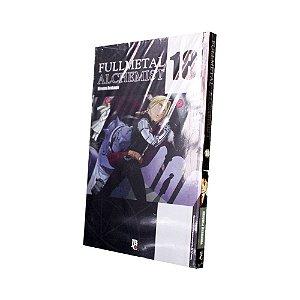 Fullmetal Alchemist Vol. 18 - Pré-venda