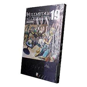 Fullmetal Alchemist Vol. 19 - Pré-venda
