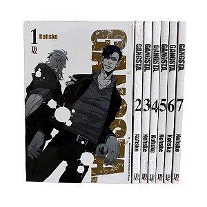 Gangsta Vol. 1 ao 7 - Pré-venda