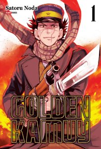 Golden Kamuy Vol. 1 - Pré-venda