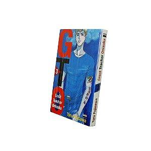 GTO Vol.3 - Pré-venda