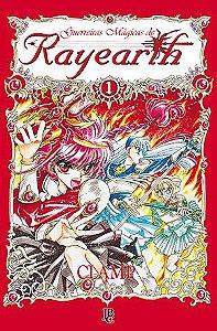 Guerreiras Mágicas de Rayearth Vol. 1 - Pré-venda