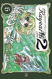 Guerreiras Mágicas de Rayearth Vol. 6 - Pré-venda