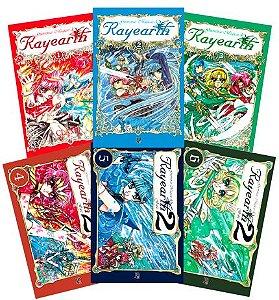 Guerreiras Magicas de Royearth Vol. 1 ao 6 - Pré-venda