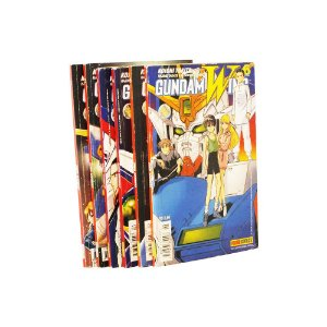 Gundam Wing Vol. 1 ao 6