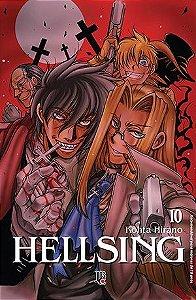 Hellsing Vol. 10 - Pré-venda