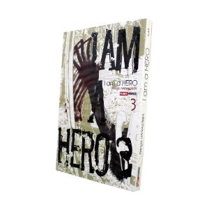 I Am A Hero Vol. 3 - Pré-venda