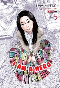 I Am A Hero Vol. 5 - Pré-venda