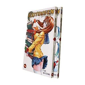 Ikkitousen (Segunda Temporada) Vol. 1 e 2