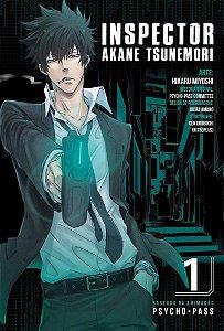 Inspector Akane Tsunemori Vol. 1 - Pré-venda