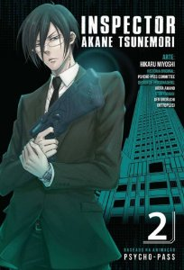Inspector Akane Tsunemori Vol. 2 - Pré-venda