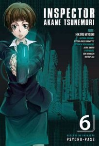 Inspector Akane Tsunemori Vol. 6 - Pré-venda