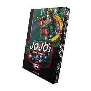 Jojo'S Bizarre Adventure. Parte 2. Battle Tendency Vol.2 - Pré-venda