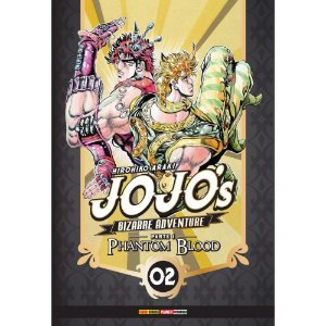 Jojo's Bizarre Adventure: Phantom Blood Vol. 2 - Pré-venda