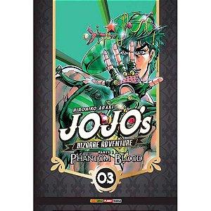 Jojo's Bizarre Adventure: Phantom Blood Vol. 3- Pré-venda
