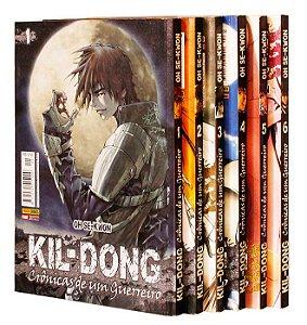 Kil-dong Vol. 1 ao 6