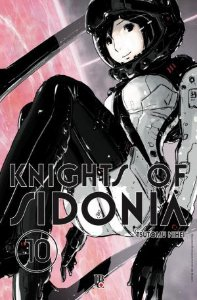 Knights of Sidonia Vol. 10 - Pré-venda