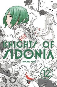 Knights of Sidonia Vol. 12 - Pré-venda