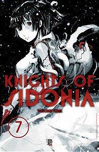 Knights of Sidonia Vol. 7 - Pré-venda