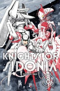 Knights of Sidonia Vol. 8 - Pré-venda