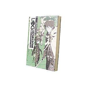 Light Novel Log Horizon Livro 1